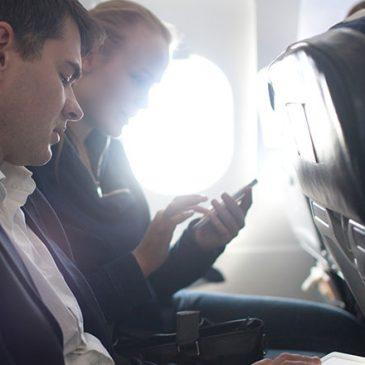 Crece la demanda de WiFi en vuelo en Latinoamérica