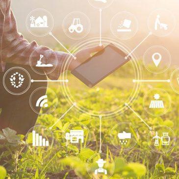 Cómo el internet satelital apoya a la agricultura de precisión