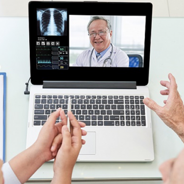 Telemedicina: Cómo el internet satelital apoya los servicios de salud